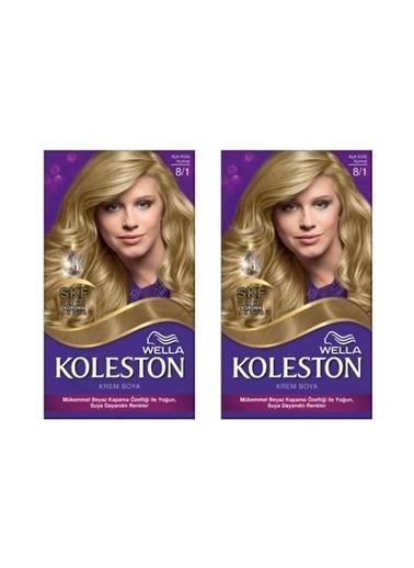 Johnsons Baby Koleston Kit Saç Boyası 8/1 A.Küllü,RNKL Renkli